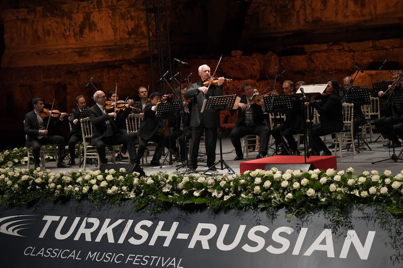 Турецко-русский фестиваль