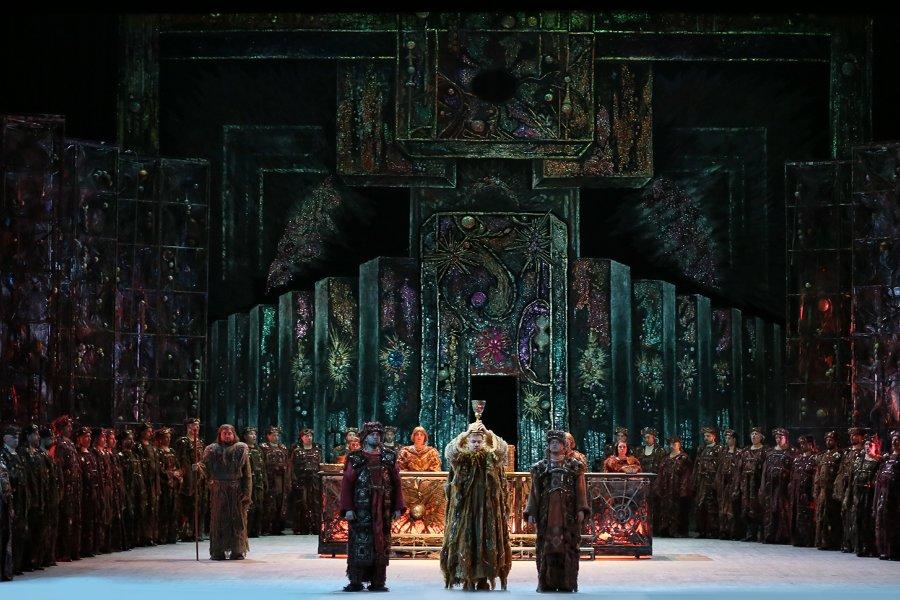 Парсифаль, Мариинский театр