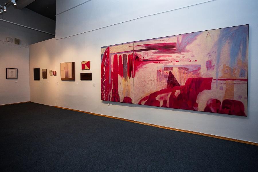 выставка Элиде Кабасси