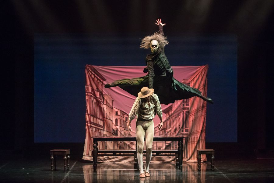 Фото балета Бориса Эйфмана
