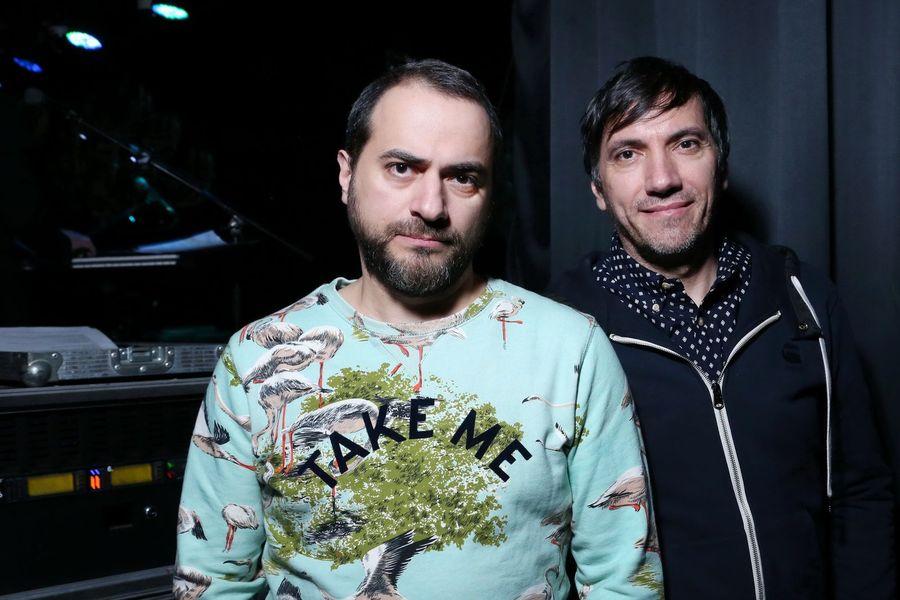 Олег и Владимир Пресняковы